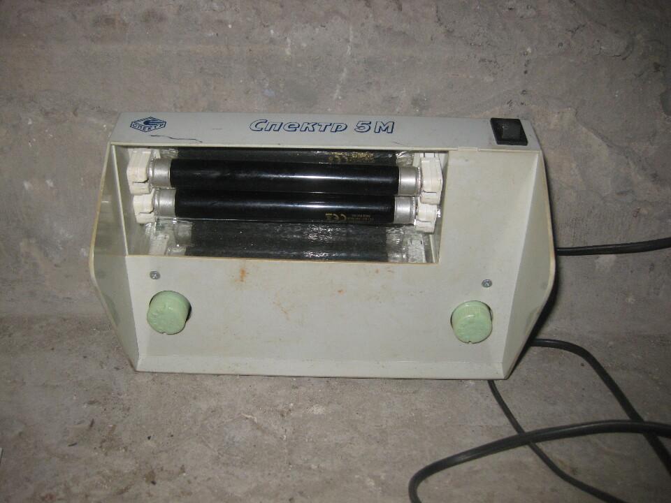 Пристрій детектор банкнот Спектр-5М