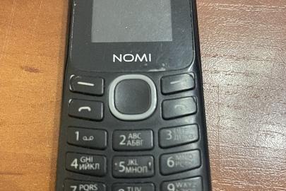 """Мобільний телефон марки """"Nomi"""""""