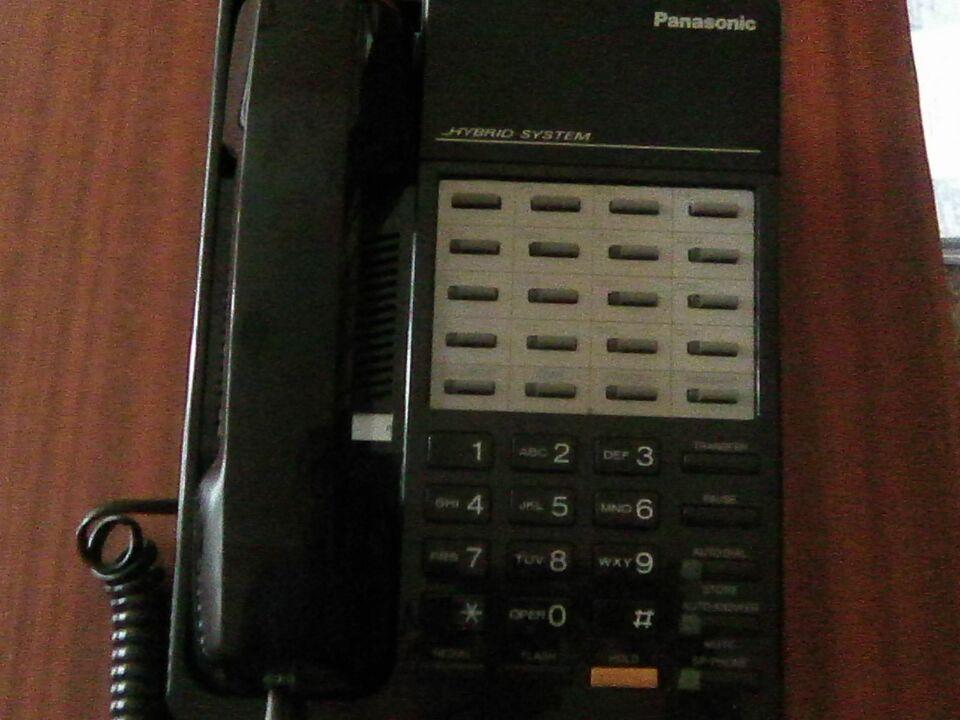 Телефонний апарат Panasoniс, модель № KX-Т7020