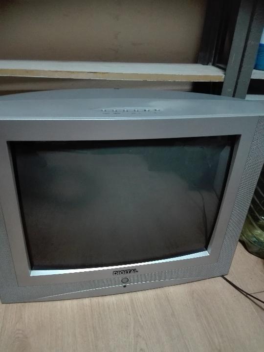 Кольоровий телевізор DIGITAL, модель - 21ВМ11