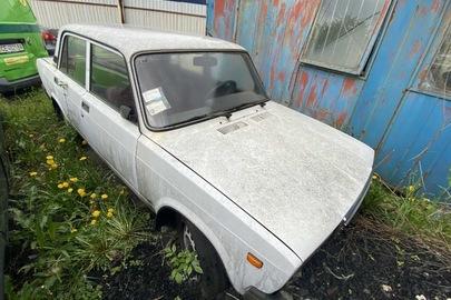 Транспортний засіб марки ВАЗ, модель 210740, 2008 року випуску, ДНЗ: ВС1290ВМ, № кузова XTA21074082767637, білого кольору, об'єм двигуна 1568 куб., бензин