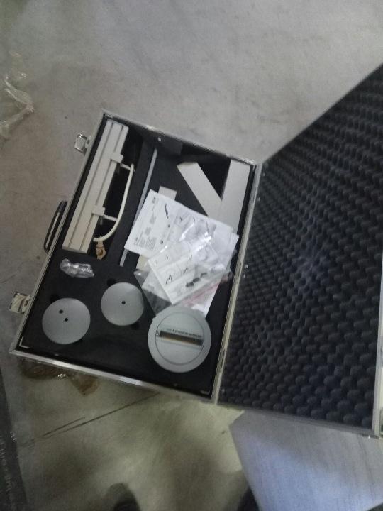 Каталоги друковані - 10 шт., валіза (кейс) у вигляді футляру - 1 шт, зразки світильників - 4 шт; стенд із зображенням продукції - 1 шт.