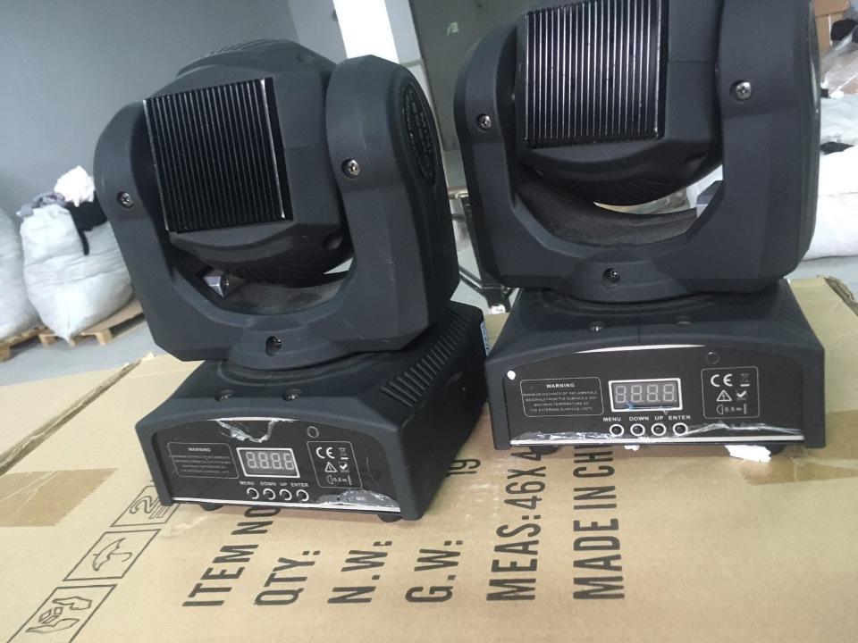 Світлодіодний повноповоротний прожектор - 2 шт., тара для упаковки з картону - 60 шт.
