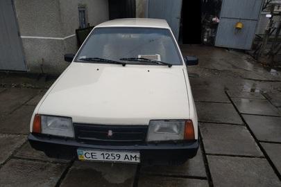 Легковий автомобіль ВАЗ-21093 1995 р.в., днз СЕ1259АМ, кузов ХТА210900Т1764485