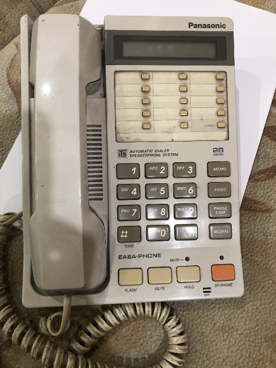 Телефон марки Panasonic