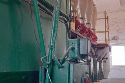 Обладнання агрегатного вальцьового млина