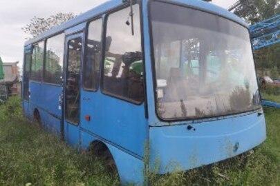 Автобус пасажирський ХАЗ 3250.02, 2007 року випуску, ДНЗ: ВН2905АА, номер шасі (кузова, рами) № Y6R32500270000502, LGC17DCD76F150588, Y6R32500270