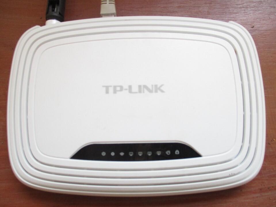 Роутер WiFi «TP-LINK»  TL-WR740N