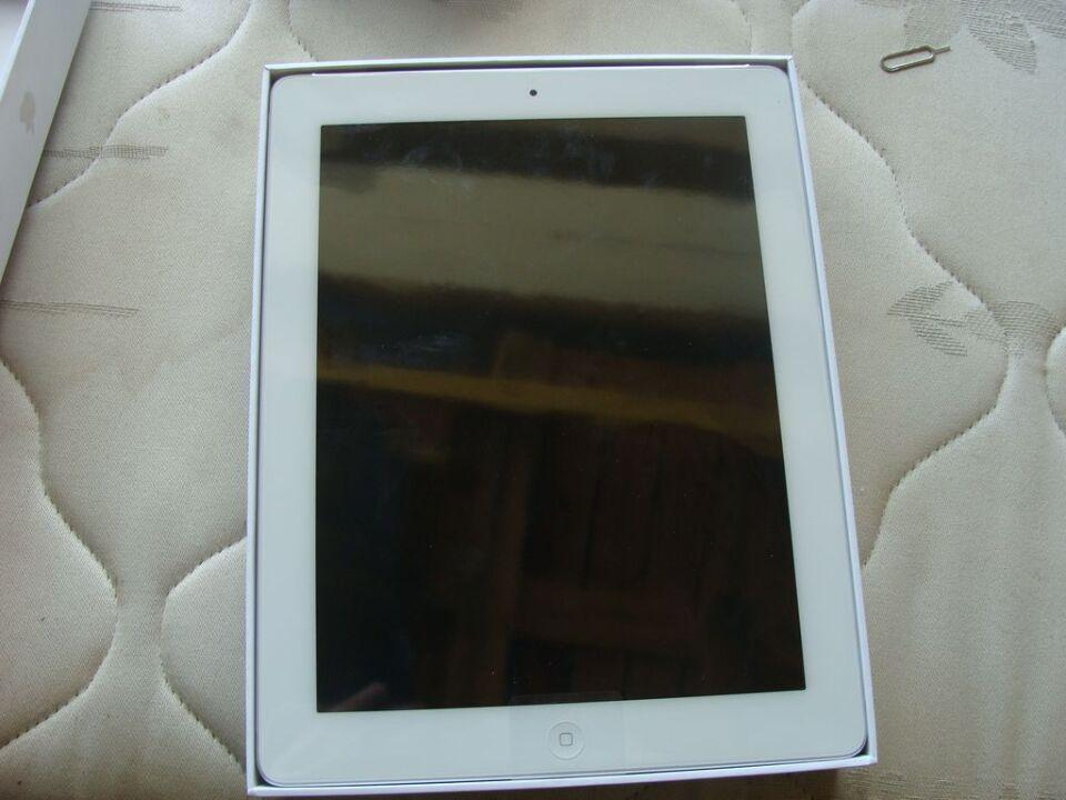 Планшетні комп'ютери «iPad Wi-Fi 4G. 64 GB White у кількості 2 штуки