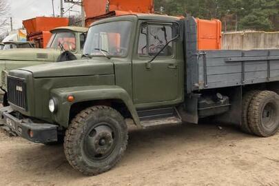 Колісний транспортний засіб ГАЗ 3307, 1992 року випуску, номер державної реєстрації 10298КМ, VIN XTH330700N1413523