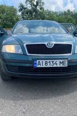Легковий автомобіль SKODA OCTAVIA, 2005 р.в., ДНЗ АІ8134МЕ, № кузова: TMBKD61Z458029233