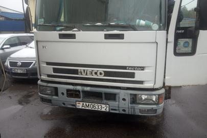 Вантажний автомобіль «IVECO EUROCARGO» р.н. АМ0633-2, кузов ZCFA75C0102396308, 2002 року випуску