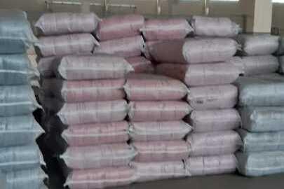 Рушники махрові та простирадла купальні махрові в асортименті в кількості 41419 шт.