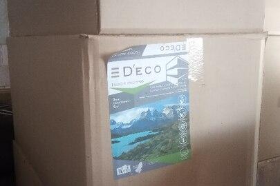 Підложка листова під ламінат та паркет торгова марка DECO, розміром 1000мм х 500мм х 3мм - 1440 м.кв.