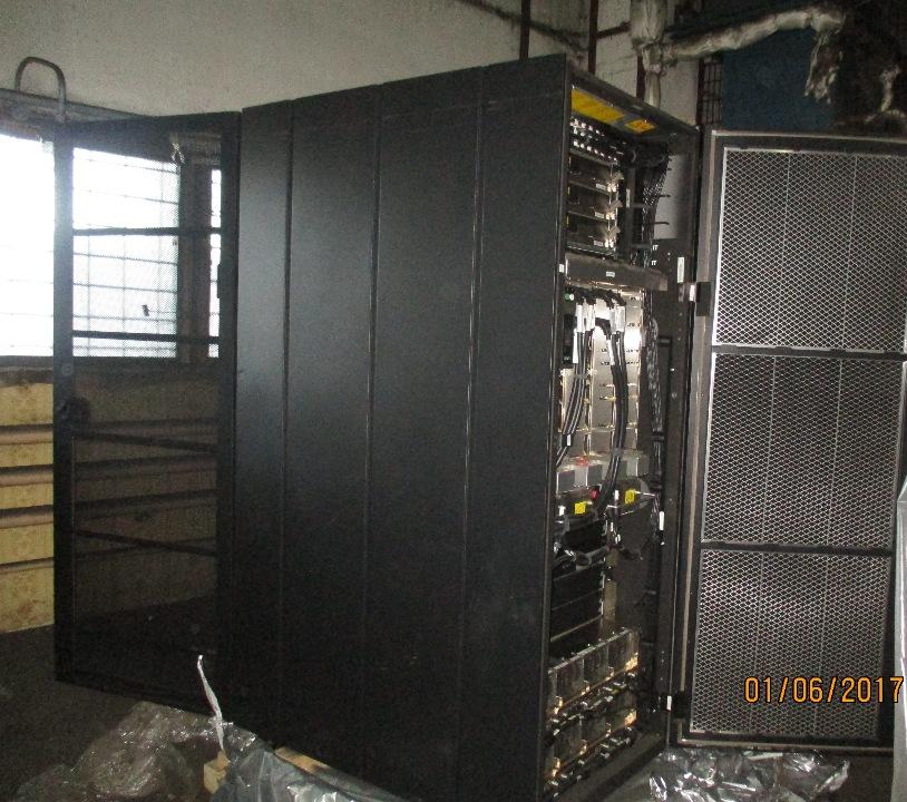 Митна конфіскація. Сервер ІВМ р59119-595