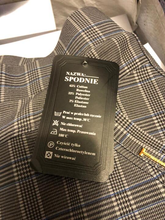 """Штани бренду """"Lifestyle ККО"""" Structure unique top dress 8849NM кількістю 40 шт."""