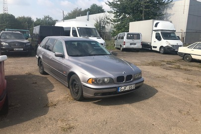 Транспортний засіб марки Skoda Octavia, 2007 року випуску, реєстраційний номер GJ8613, № кузова TMBCS21Z472111200, сірого кольору, об'єм двигуна 1896 см. куб., тип пального - дизель