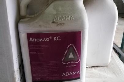 Засоби захисту рослин: акарицид Аполло