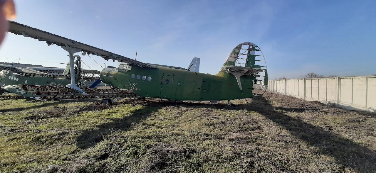 Літак АН-2т, інвентарний номер 128, заводський номер 1Г16044