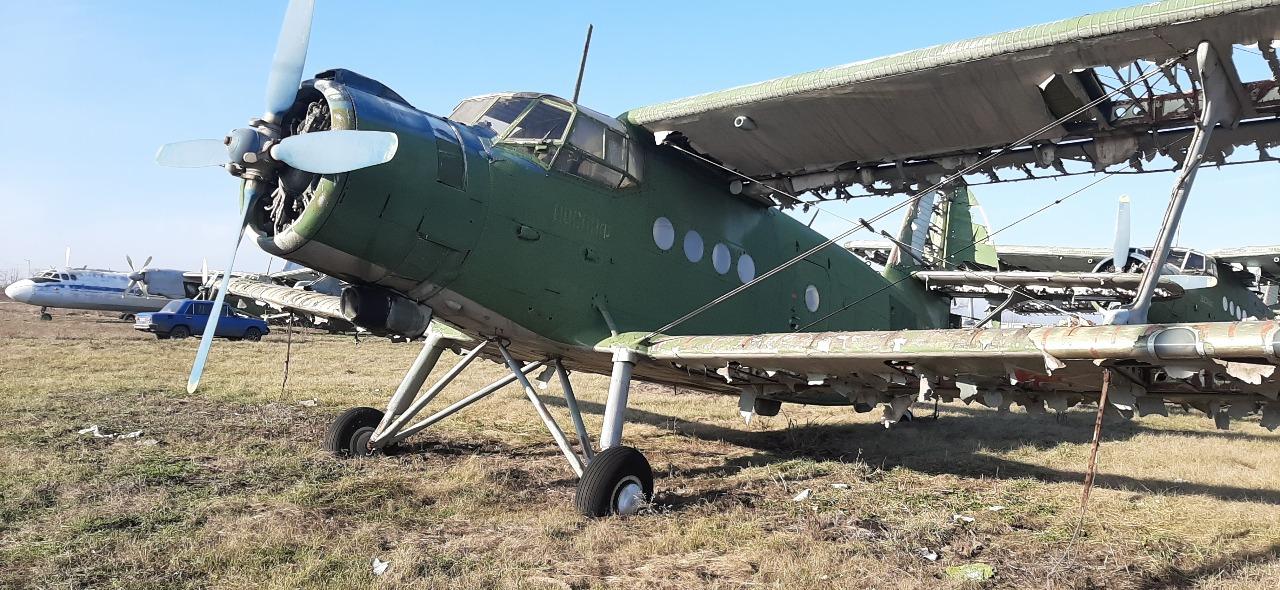 Літак АН-2т, інвентарний номер 130, заводський номер 1Г16056