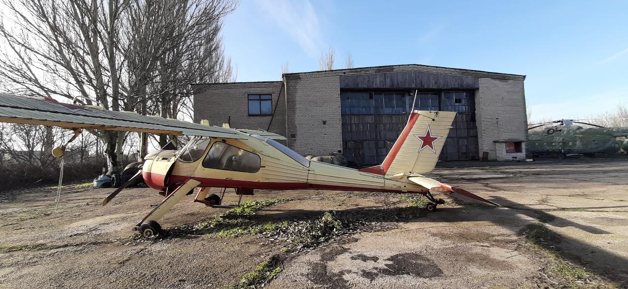 Літак PZL-104