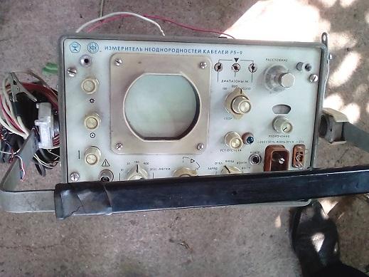 Генератор кабельний Р5-9 у кількості 1 шт.