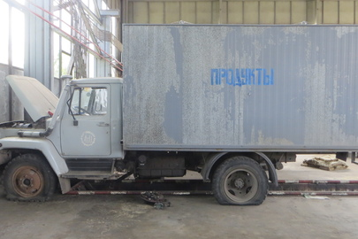 Фургон – С ГАЗ – 4301, ДНЗ ВА3140АХ, 1995 року випуску, VIN № XTH430100S0771517