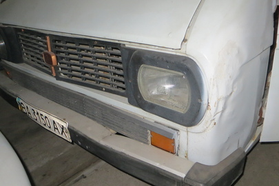 Мікроавтобус – D РАФ 220301, ДНЗ ВА3150АХ, 1991 року випуску, VIN № X1D220301M0218120