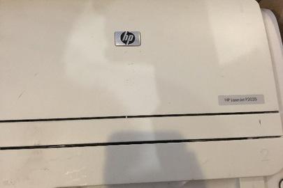 Принтери лазерні «HP LaserJet Pro M401dh», «HP LaserJet Pro 400 М401а», «HP LaserJet Р2035» та «EPSON Aculaser M2000D», бувші у використанні - 14 шт.