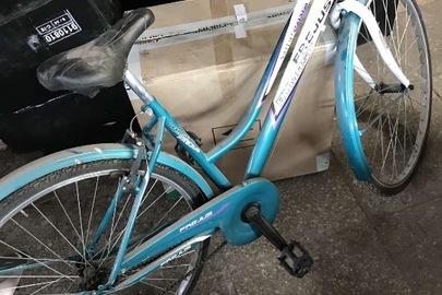 Велосипед «TREKKING FREJUS», бувший у користуванні, номер рами MSC122600 - 1 шт.