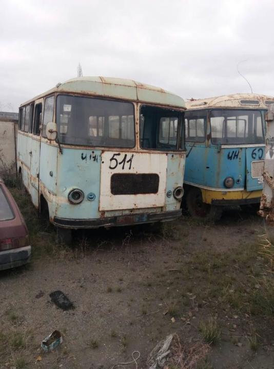 Автобус пасажирський АСЧ ГАЗ 53, 1989 року випуску, синього кольору, державний номер АР6521ВМ, № шасі (кузов, рама) ХТН531200К1328713