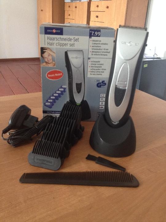Кліпер для волосся т.м. IDEEN WELT, модель HS-329, новий