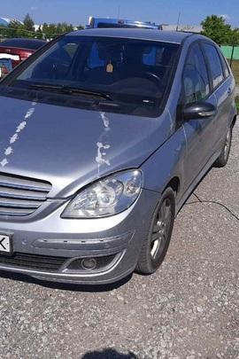 Автомобіль легковий марки Mercedes-Benz, моделі B170, 2008 р.в, номер кузова WDD2452321J350985, номер державної реєстрації AE7353AK