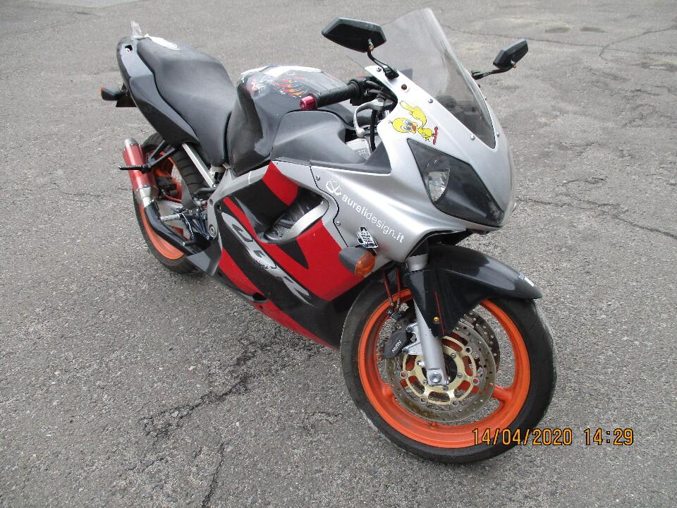 Мотоцикл HONDA CBR600 F4i, VIN/номер шасі (кузова, рами): JH2PC35E33M403003, 2003 року випуску