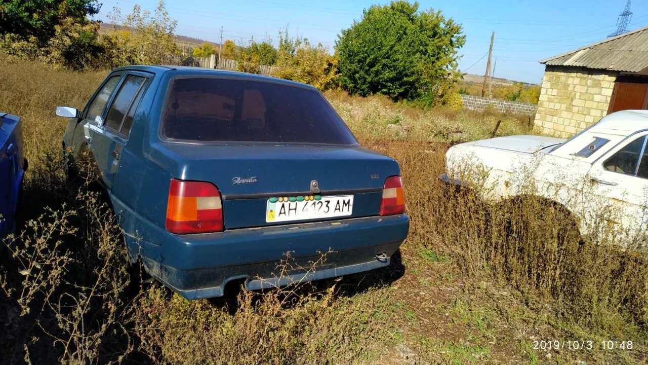Легковий автомобіль: ЗАЗ-110307, 2005 р.в., ДНЗ: АН4123АМ, зелений, VIN: Y6D11030750074578.