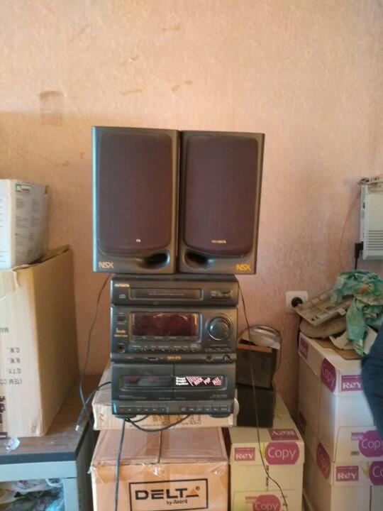 Музичний центр «AIWA» NSХ-270 1 од., б/в