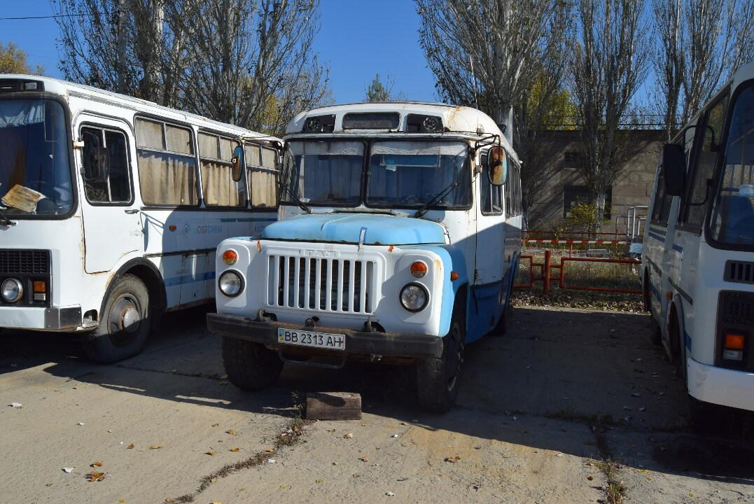 Автобус (пасажирський): КАВЗ 3270, 1988 р.в., білого кольору, ДНЗ: ВВ2313АН , VIN: 1125936J0033059