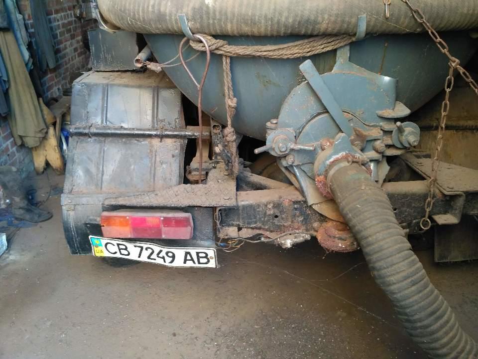 Автомобіль ГАЗ 4301, 1994 року випуску, д.н.з. СВ7249АВ, сірого кольору, № шас. ХТН430100R1609719