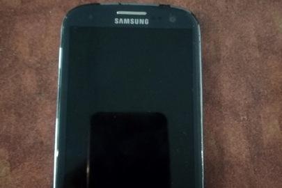 "Телефон марки ""SAMSUNG"", моделі GT-9301, б/в"